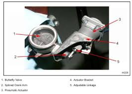 detroit series 60 egr valve actuator diagram diesel engine detroit series 60 egr valve actuator diagram