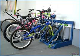 bike rack for garage floor stock of bike rack for garage floor ideas secure pressure indoor bike rack for garage