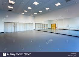 Ballet Studio Design Dance Studio Barre Stock Photos Dance Studio Barre Stock