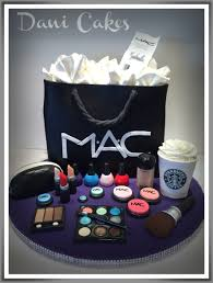 mac cosmetic birthday cake on cake central