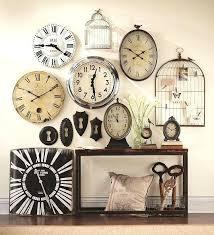 clock wall decor vintage clocks world