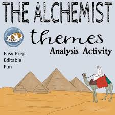 the alchemist teaching resources teachers pay teachers the alchemist themes textual analysis activity the alchemist themes textual analysis activity