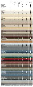Mitten Siding Color Chart Gentek Vinyl Siding Color Chart Bahangit Co