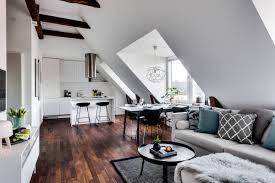 Low Ceiling Attic Bedroom Comfortable And Cozy 30 Attic Apartment Inspirations Modern