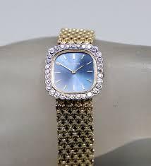 W 18kt - Diamond Philippe com Shopgoodwill Jewel Gold Patek Watch 6
