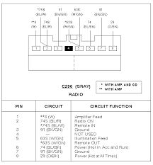 1996 ford contour radio wiring diagram advance wiring diagram 1996 ford contour radio wiring diagram