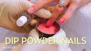 dip powder nails a manicure that lasts