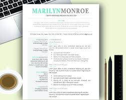 Template Resume Word Free Download template Resume Template Unique Modern Sample A Creative Word 63