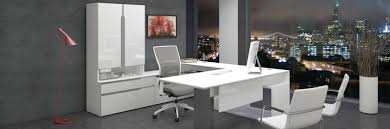 Exellent Stylish Office Furniture Modern Desks M On Decor
