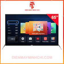 Smart Tivi 4K Asanzo 65 inch 65SK990 - Android 9.0, 4K, Cường Lực – Điện  Máy Minh Chi