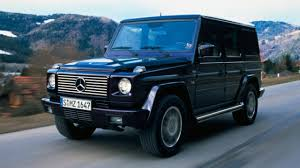 History lesson: the Mercedes G-Class | Top Gear