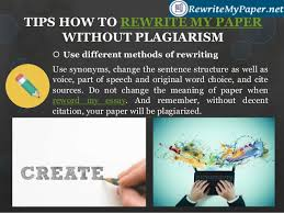 how to rewrite my paper to avoid plagiarism joseph gibaldi m l a style manual 9 tips how to rewrite my