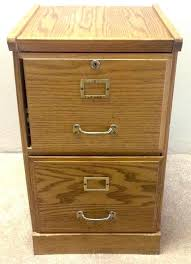 wood file cabinet with lock. Locking Filing Cabinet Wood Two Drawer File With Lock Cabinets  2 . R
