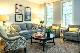 gray and gold living room grey blue traditional brown rugs uk