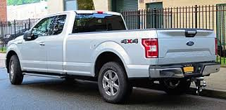 2018 F 150 Bed Size Chart Ford F Series Thirteenth Generation Wikipedia