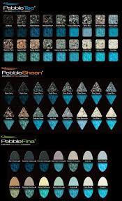 Pool Plaster Colors Sierra Pool Plastering Tile Pool