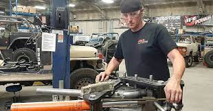 Dirthead Dave Is Working Hard Building A Safer Cage For The Mahindra Roxor And Installing A Jeep Yj Windshield To Update The Look Jeep Yj Windshield Jeep