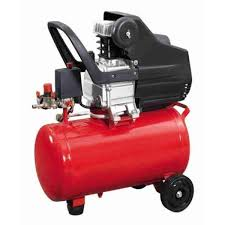 portable air compressor 1hp and 10 liter capacity combo with paint