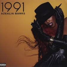 Azealia Banks - 1991 EP - Vinyl LP - 2012 - US - Original