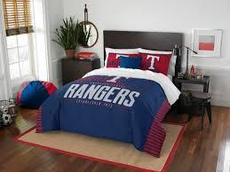 texas rangers bedding full queen comforter set grand slam official mlb