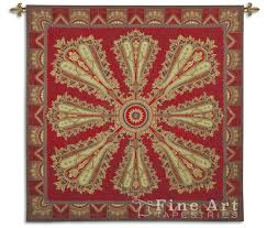 persia tapestry wall hanging h53 x w53 persian rug