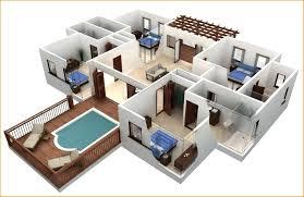 studio apartment floor plans 3d modern house modern mansion floor plans best of charming 6 bedroom