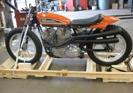 stashed race model 1980 harley davidson xr750 bring a trailer