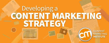 Content Marketing Strategy Developing A Content Strategy