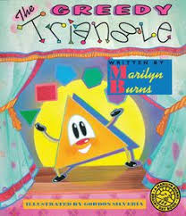 greedy triangle video read aloud love this book and still use it with fifth graders to refresh their memories when it es to polygons