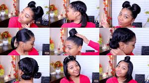 10 Quick Easy Hairstyles Shoulder Length Hair Youtube
