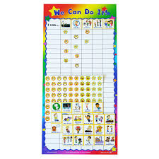 We Can Do It Classroom Chart