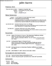 Student Graduate Resume Sample Templates Sample Templates Resume