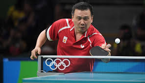 Extreme Ping Pong At The Olympics Table Tennis May Be The Fountain Of Youth Nbc