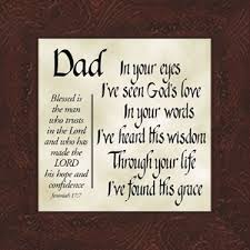 Christian Quotes About Dads