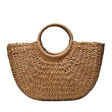 <b>Womens Straw</b> Bag <b>Women</b> Handbags Cyber Monday Deals <b>2019</b> ...