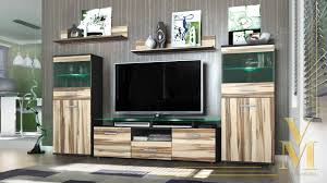 gallery of glamorous contemporary entertainment wall units design
