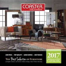 2017 coaster office and accents catalog by Seaboard Bedding and