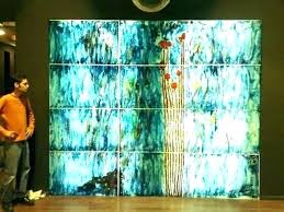 stained glass wall hanging blown glass art glass artwork for walls blown glass wall art glass artwork for walls glass wall art stained glass art wall