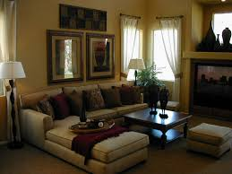 Paint Colors For Living Room With Brown Furniture Charming Home Decor Ideas For Small Living Room With L Shape Sofa