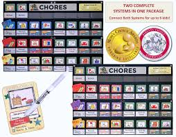 Neatlings Chore Chart Neatlings Chore Chart System Customize For Up To 6