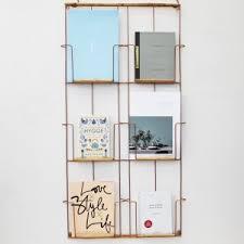 Magazine Holder Australia Furniture Idea Alluring Magazine Rack Wall Plus Wall Mount Making 37