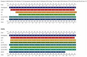 Le Chameau Size Chart All Things Hunting Size Charts