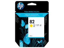 <b>HP 82 Magenta</b> Ink Cartridge (<b>28</b> ml) - ACS