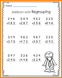 Math Worksheets Grade 3 Worksheets for all | Download and Share ...