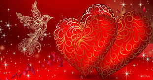 wallpapers hd widescreen pc win10 love heart pictures ll