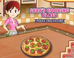 sarah cooking cl game piazza tricolore recipe