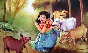 indian painting by renuka narayan 7