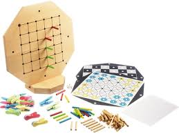 Wooden Peg Games Clip and Peg Game Fine Motor Skills Products HABA Education 88