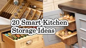 kitchen storage furniture ideas. 20 Smart Kitchen Storage Ideas Furniture T