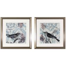 decor therapy 17 75 in x 17 75 in damask birds printed framed wall art  on damask framed wall art with decor therapy 17 75 in x 17 75 in damask birds printed framed wall